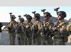 Afghanistan is Planning to Double Its Special Operations