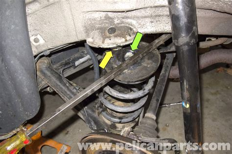 Bmw Z3 Rear Coil Spring Replacement