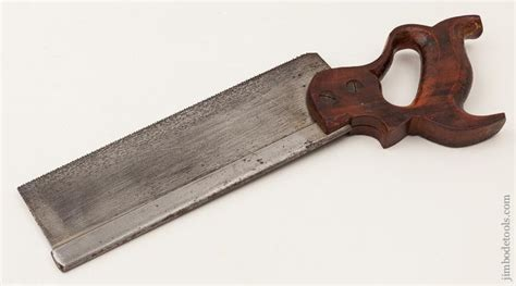 Just Sharpened! 14 point 10 inch Crosscut HENRY DISSTON ...
