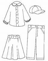 Colorear Ropa Dibujos Dibujo Vestidos Colorir Primavera Vestir Desenhos Imagui Coloring Accesorios Acessorios Prendas Dresses Recortar Iluminar Vestimentas Figuras Moda sketch template