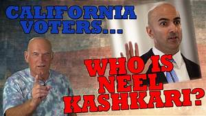 CALIFORNIA VOTERS: WHO IS NEEL KASHKARI? | Jesse Ventura ...