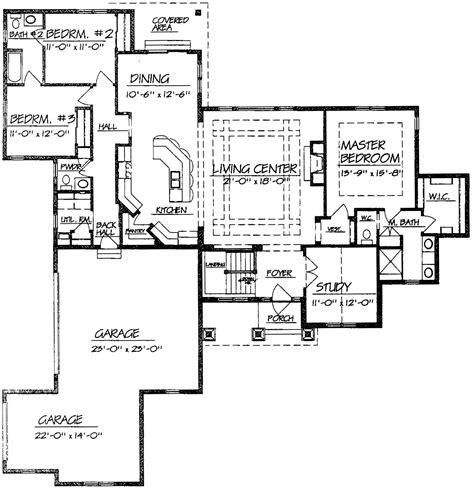 sle house floor plans open floor plan ranch style homes 100 images house plans