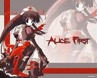 Asagiri Novel Visual Kazusa Minitokyo Alice Character