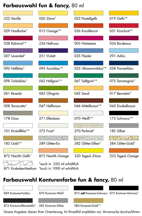 colour mood chart home design