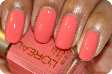 83 Best Loreal' Polish Swatches Images On Pinterest