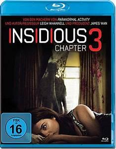 Insidious: Chapter 3 Blu-ray [Blu-ray Filme] • World of Games