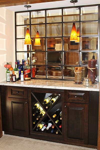 Bar Area by Elite Marble Bar Countertop St Louis