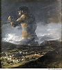 If Goya didn't paint 'Colossus,' who did? - SFGate