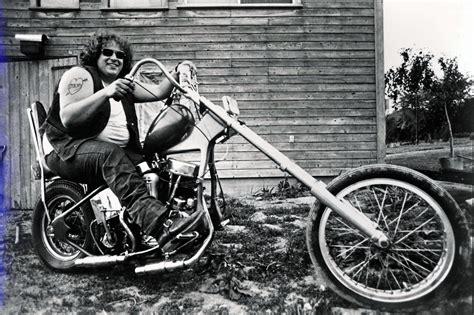 Harley Davidson Panhead Chopper Wallpaper
