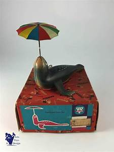 Toys Toys Toys : antique tin toy arnold sea lion wind up germany ~ Orissabook.com Haus und Dekorationen