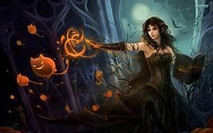 Witchcraft Wallpaper