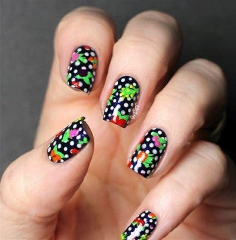 moda unghie primavera estate nail art spettacolare