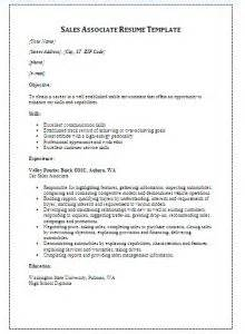Basic Resume Sles by 17 Best Ideas About Sales Resume On Marketing
