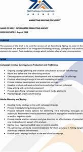 sample marketing brief templates download free premium With marketing campaign brief template