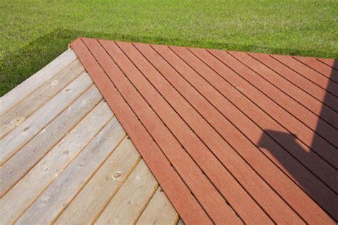 Deck Board Straightener Menards by Quickcap Composite Deck Resurfacing 6 Quot Sle At Menards 174