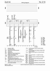 Audi A4 Electrical Wiring Diagram