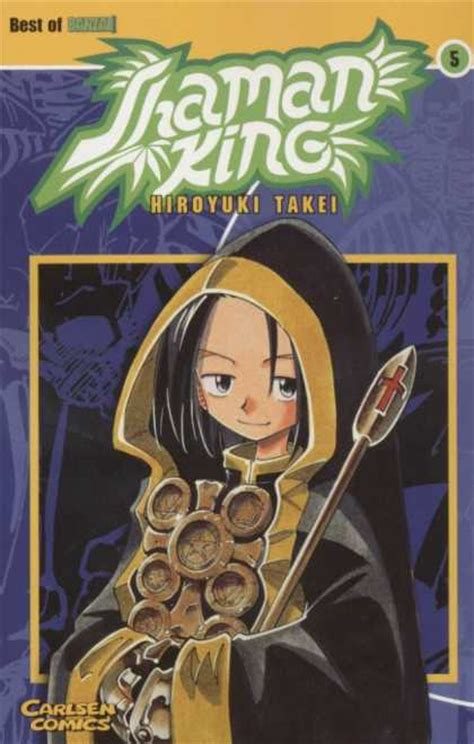 shaman king covers