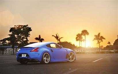 370z Sunset Nissan Wallpapers Jdm Sports Tuning