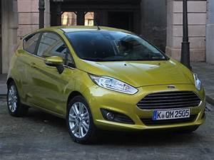 Voiture P : la ford fiesta voiture pr f r e des femmes en 2013 ~ Gottalentnigeria.com Avis de Voitures