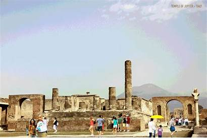 Famous Ancient Ruins Gifs Reconstructed Italy Wordlesstech