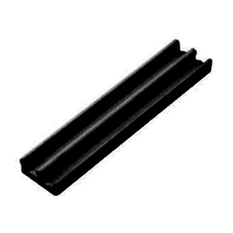 Plastic Sliding Cabinet Door Track by Plastic Track 214 Bl Epco