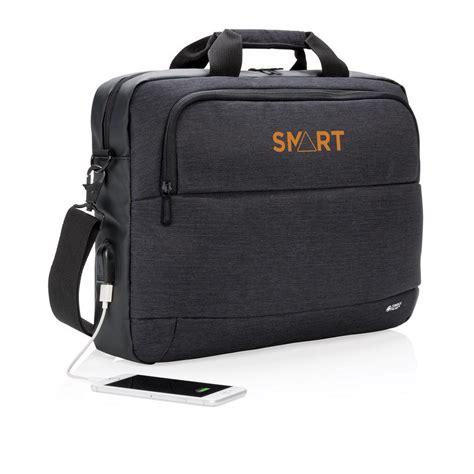 swiss peak modern  laptop bag printsimple