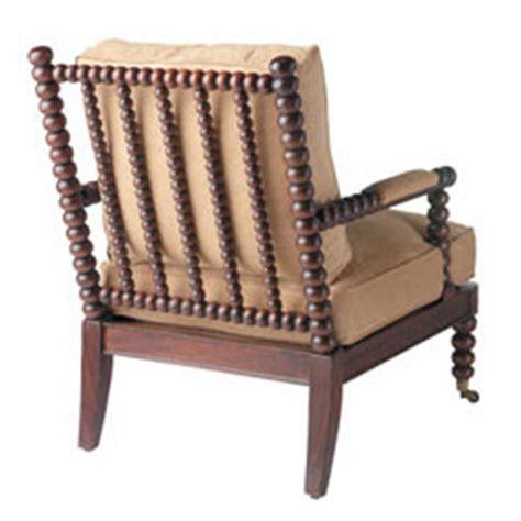 high market spool chair knock