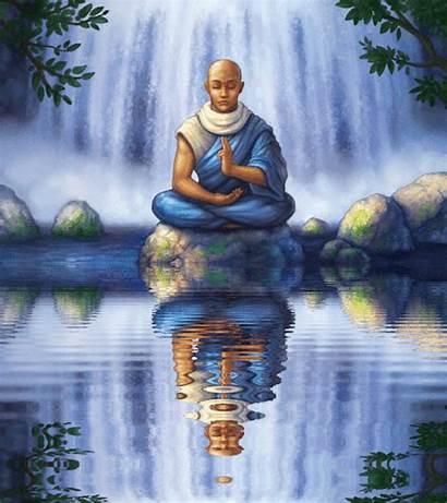 Meditation Sage Buddha Das Let Monk Peace