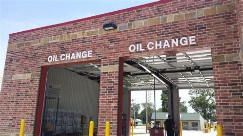 oil change  madill oklahoma texoma pit stop quick lube