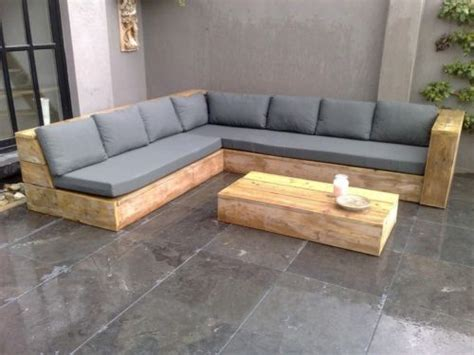 geuesten holz moebels eck sofa gartentisch terrassen bauholz  dortmund palets   garten
