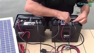 Lake Lite 24v Boat Lift Solar System Wiring Instructions