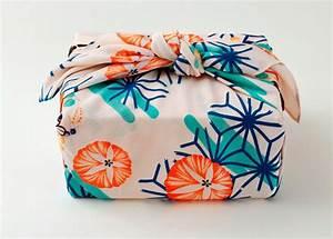 Petit Cadeau à Faire En Couture : furoshiki l 39 art de l 39 emballage japonais les confettis ~ Melissatoandfro.com Idées de Décoration