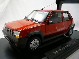 Renault Super 5 Five : miniature voiture renalt super 5 gt turbo 1986 norev ~ Medecine-chirurgie-esthetiques.com Avis de Voitures