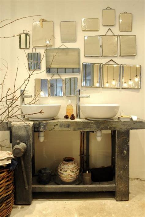 salle de bain esprit de r 233 cup de chine et de vintage