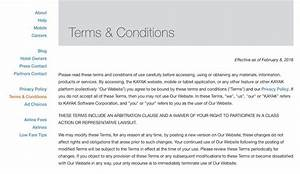 sample terms and conditions template termsfeed With term and condition template