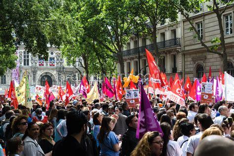 siege de l aphp nouvelle grève et manifestation des hôpitaux parisiens