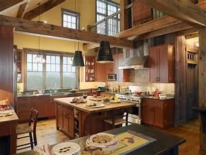 15 Beautiful farmhouse kitchens - TEVAMI