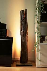 Stehlampe Aus Holz : stehleuchten diy lamps pinterest stehlampen treibholz lampe und holz ~ Indierocktalk.com Haus und Dekorationen