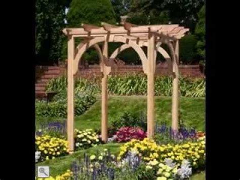 DIY Wedding arbor ideas   YouTube