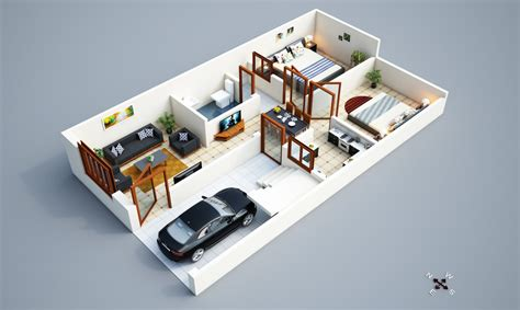 1000 Sq Ft House Plans 2 Bedroom Indian Style house plans in india 600 sq ft