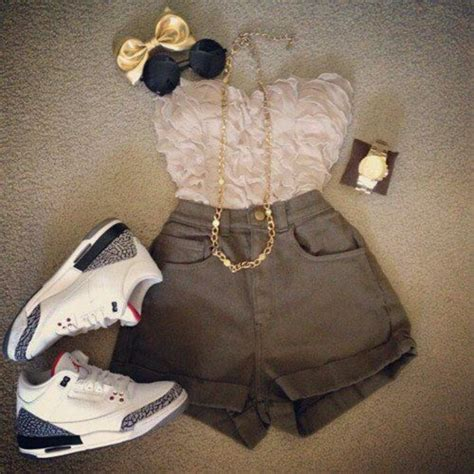 Jordans retro 3u0026#39;s outfit | Outfits with jordans | Pinterest
