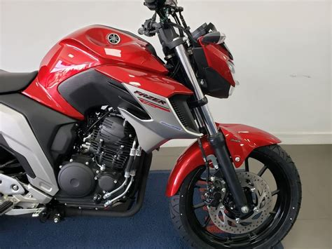 Yamaha Fazer 250 Abs 0km - R$ 17.555 em Mercado Livre