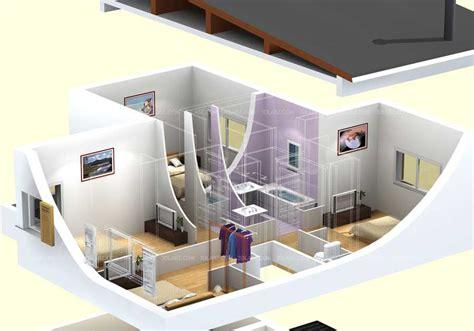 apartment 3d floor plans floor plan 3d 2d floor plan design services in india