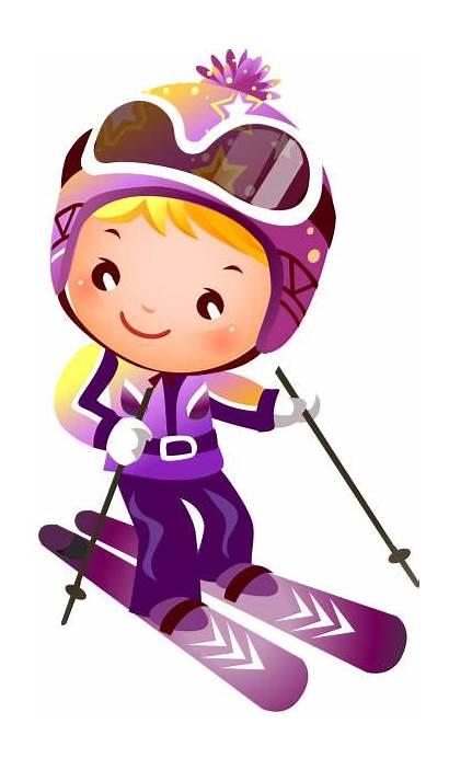 Skihelm Grafiken Clipart Skiing Skifahren Vektoren