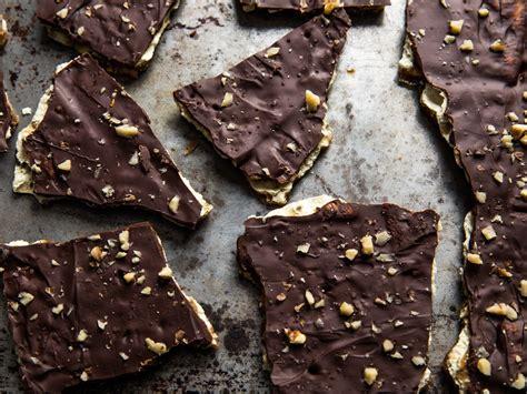 chocolate crack recipe  eats