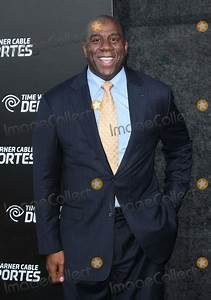 """Earvin """"Magic"""" Johnson Pictures and Photos"""