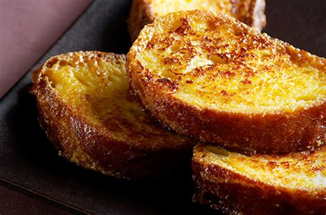Beurre Cuisine - perdu au grand marnier