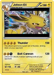 Ex Pokemon Card Jolteon Images | Pokemon Images