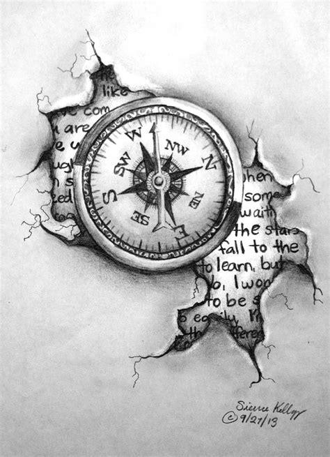 Tattoo Design - Compass by shezaniftyblonde on DeviantArt