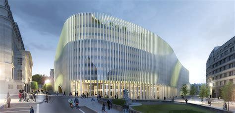 eiffage siege eiffage va construire le nouveau siège de la filiale belge